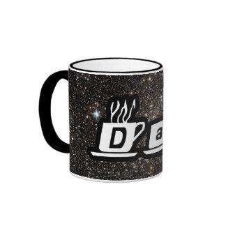 Dan - nuestro universo estrellado tazas de café