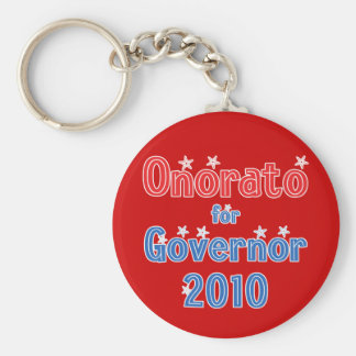 Dan Onorato for Governor 2010 Star Design Keychain