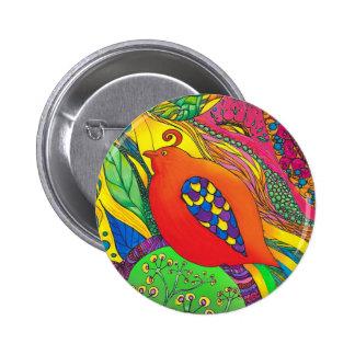 Dan Psico-Delic Pin Redondo 5 Cm