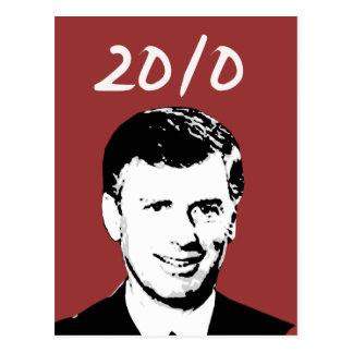 Dan Quayle Post Card
