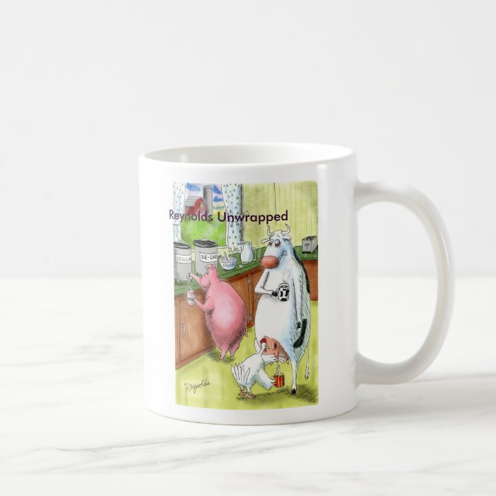 Dan Reynolds   Mug   Fresh Cream for Coffee /Tea