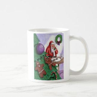 Dan Reynolds | Mug | Gingerbread men cookies