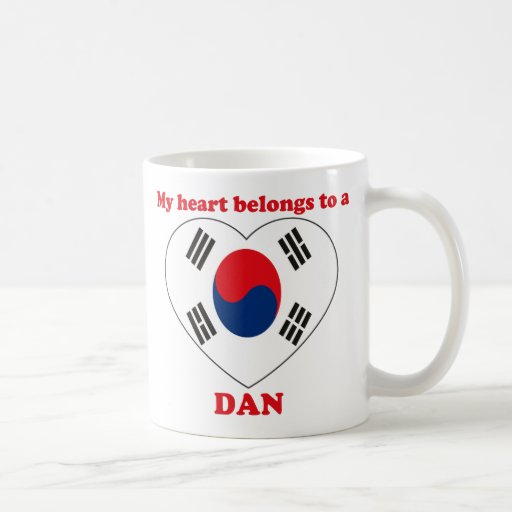 Dan Taza De Café