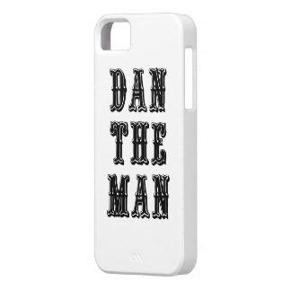 Dan the Man iPhone 5 Case