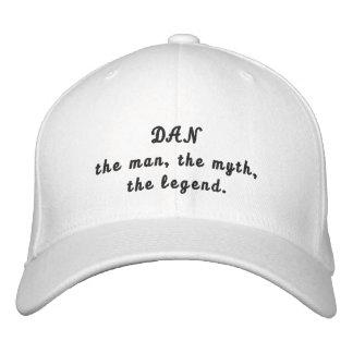 Dan the Man Embroidered Baseball Cap