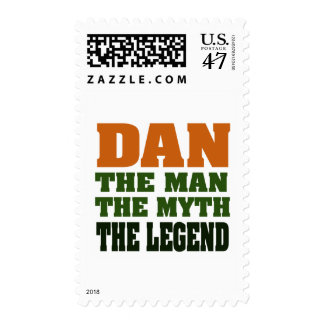 Dan - the Man, the Myth, the Legend! Postage