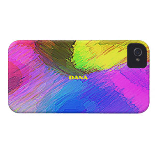 Dana Full color iPhone 4 cover
