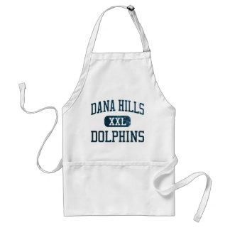 Dana Hills Dolphins Athletics Adult Apron