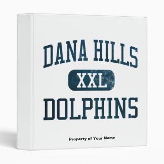 Dana Hills Dolphins Athletics Binder