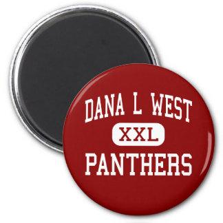 Dana L West - Panthers - High - Port Byron Magnet