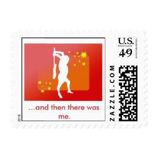 Dana Parker Stamp