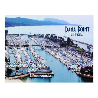 Dana Point, CA Postcard