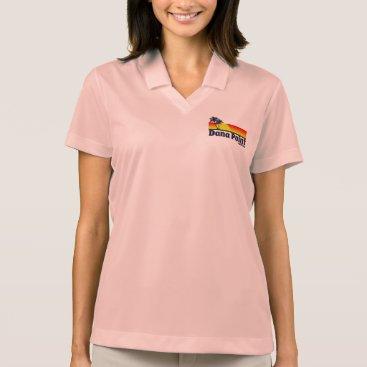 Beach Themed Dana Point California Polo Shirt