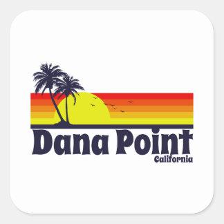 Dana Point California Square Sticker