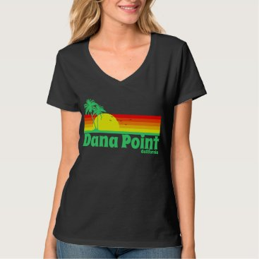 Beach Themed Dana Point California T-Shirt
