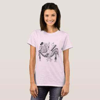 Danae - Black T-Shirt