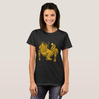Danae - Gold T-Shirt