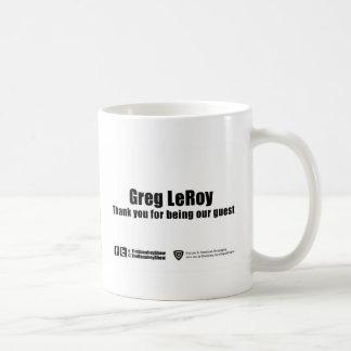 Danahey.com el | Greg LeRoy Taza Clásica