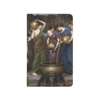 Danaides de John William Waterhouse Cuaderno Grapado