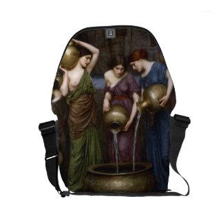 Danaides Waterhouse Small Messenger Bag