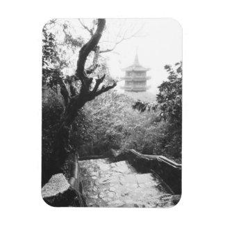 Danang Vietnam, Temple View Marble Mountain Magnet