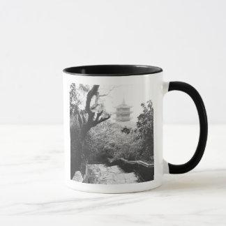 Danang Vietnam, Temple View Marble Mountain Mug