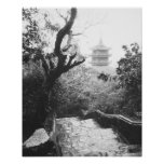 Danang Vietnam, Temple View Marble Mountain Posters