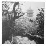 Danang Vietnam, Temple View Marble Mountain Ceramic Tile