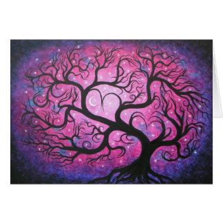 Dana's Tree Greeting Card