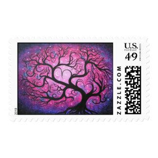 Dana's Tree Postage Stamp
