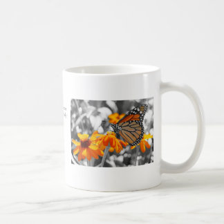 Danaus Plexippus III Coffee Mug