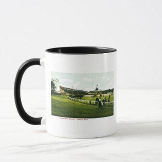 Danbury Fair Grounds, Danbury, Connecticut Mug