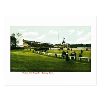 Danbury Fair Grounds, Danbury, Connecticut Postcard