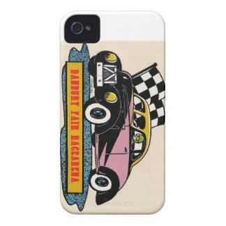 Danbury Fair Racearena Coupe Modified SNYRA Logo Case-Mate iPhone 4 Case