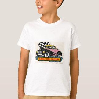Danbury Fair Racearena Coupe Modified SNYRA Logo T-Shirt
