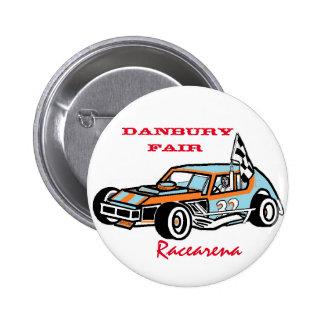 Danbury Fair Racearena Gremlin Modified Logo Button