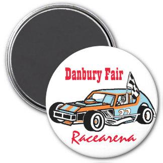 Danbury Fair Racearena Gremlin Modified Logo Magnet