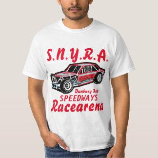 Danbury Fair Speedways Racearena Vega S.N.Y.R.A. T-Shirt