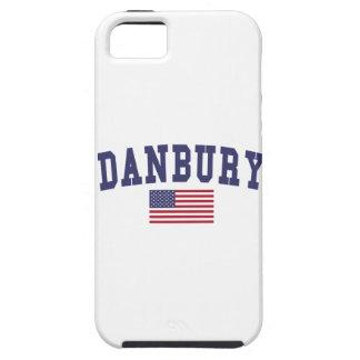 Danbury US Flag iPhone SE/5/5s Case