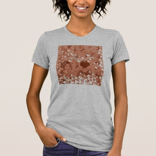 Dance 妓 with flower and invitation cat t shirt