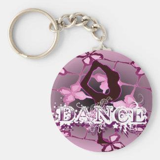 Dance 01 keychain