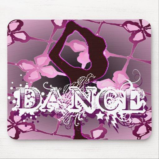 Dance 01 mouse pad