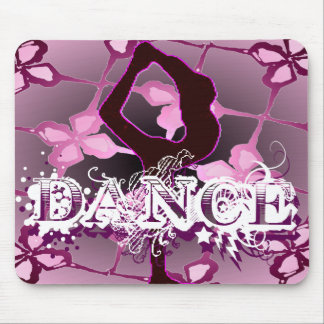 Dance 01 mouse pads