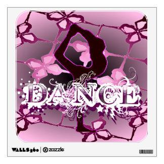 Dance 01 Wall Decal