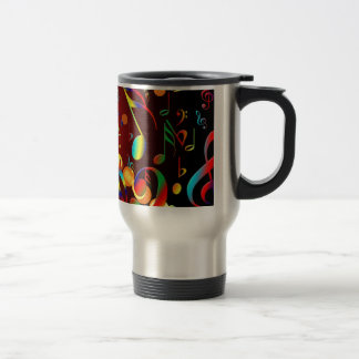 dance-108915 dance music treble clef sound concer mug
