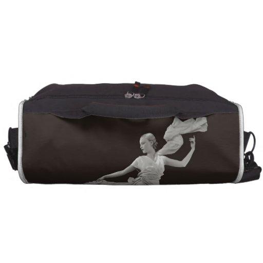 Dance - 1930s bag for laptop