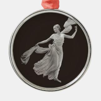 Dance - 1930s metal ornament