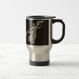 Dance - 1930s travel mug