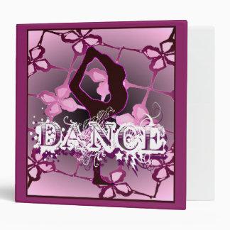 "Dance 2.8"" Binder"