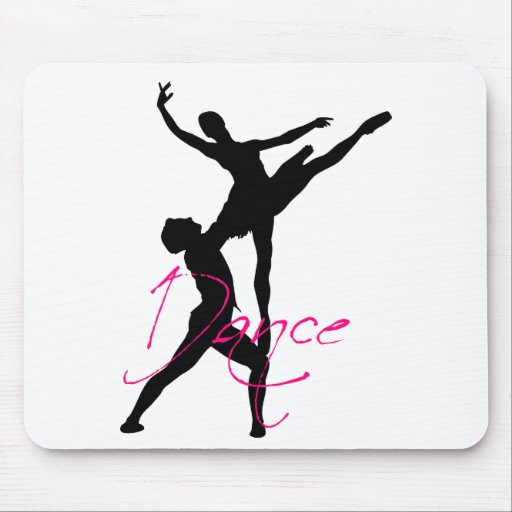 dance_3 mouse pad